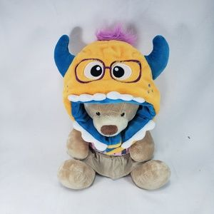 Two New Cute Monster Winter Hats